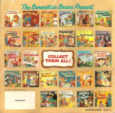 Berenstain Bears bookcovers