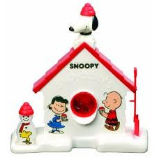 Snoopy Sno Cone Machine