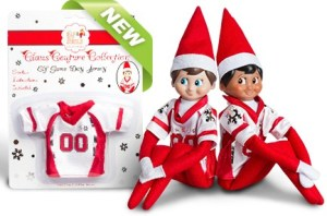 Elf on the Shelf with Jerseys copy