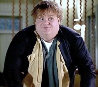 Fat Guy in a Little Coat Chris Farley