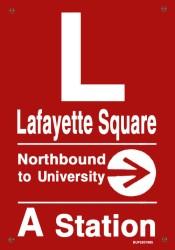 Lafayette Square Station Buffalo Metro Rail