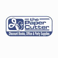 the Paper Cutter Logo