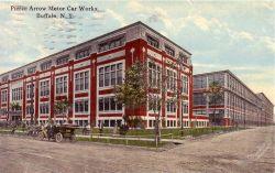 Pierce Arrow Motor Car Works
