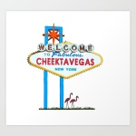 Welcome to Cheektavegas