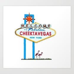 Welcome to Cheektavegas