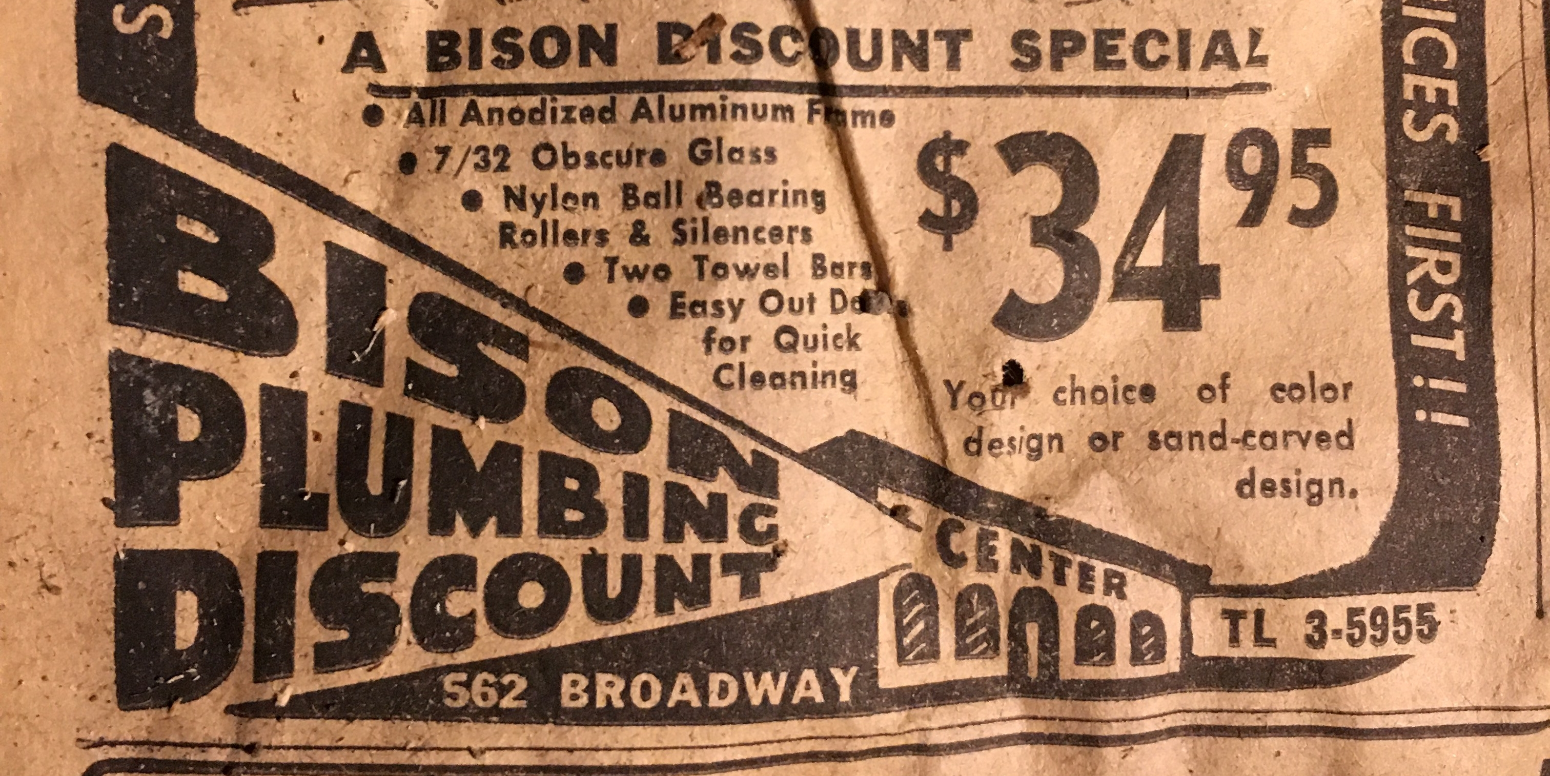 Bison Plumbing DIscount Center