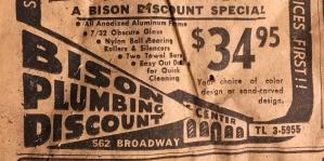 Bison Plumbing DIscount Center