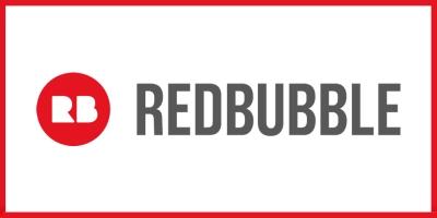 Redbubble Banner