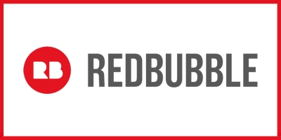 Redbubble Banner