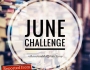 June Reading Challenge from theUnreadShelf
