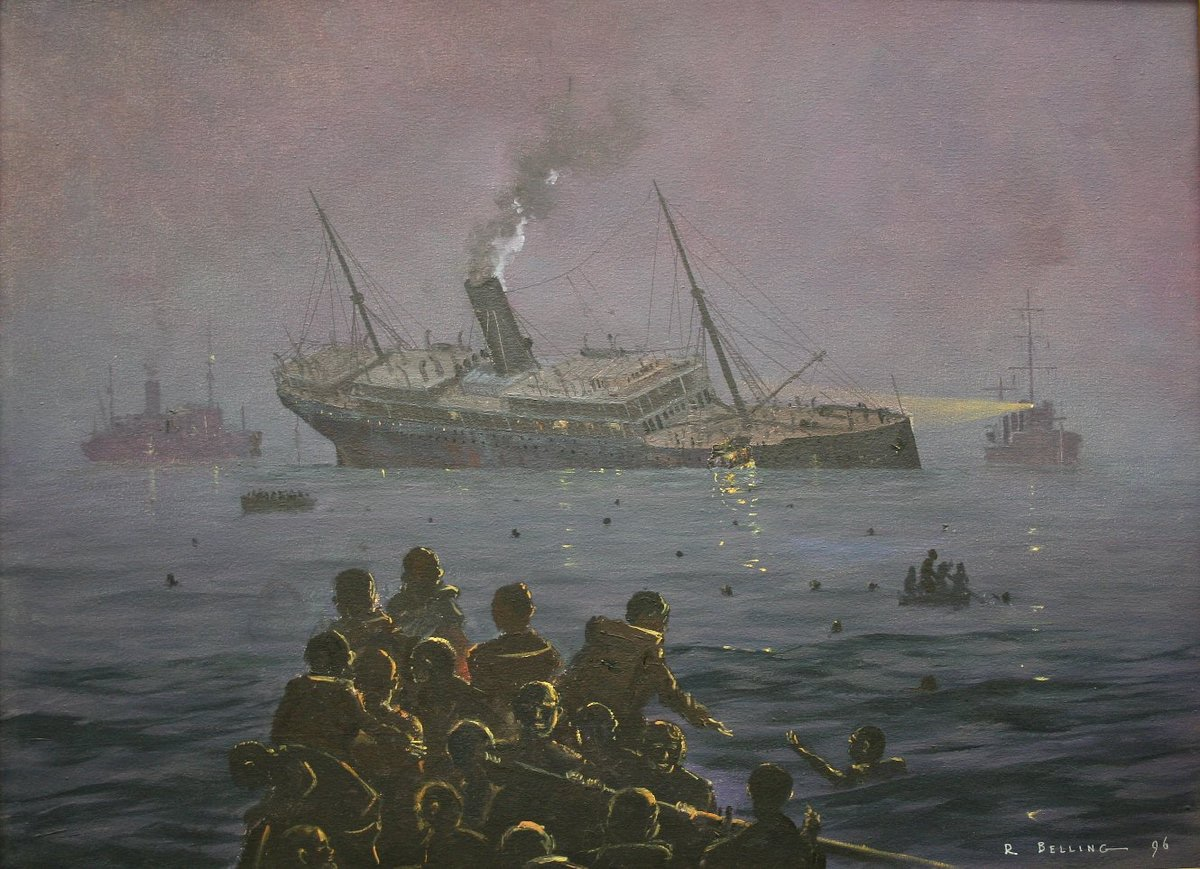 Sinking of the SS Mendi