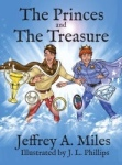 The princess and the treasure, Jeffrey miles, j.l. Phillips