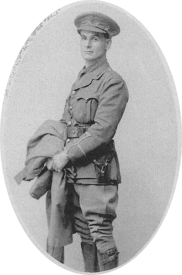 William Hope Hodgson WWI